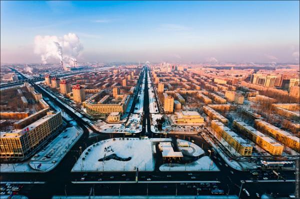 Архитектура Петербурга: классика не отменяет многофункциональности